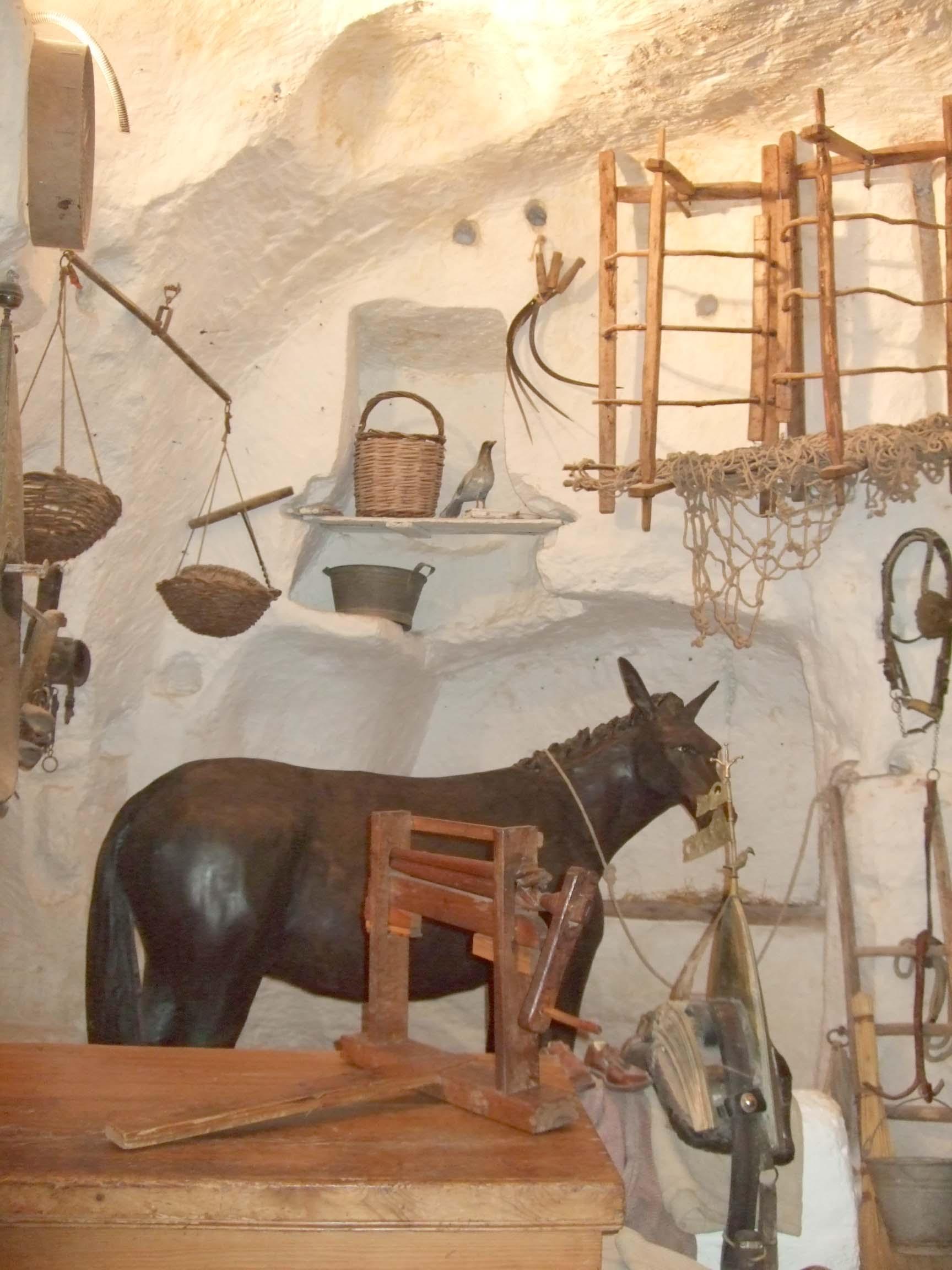 マテーラの洞窟住居の画像 p1_24