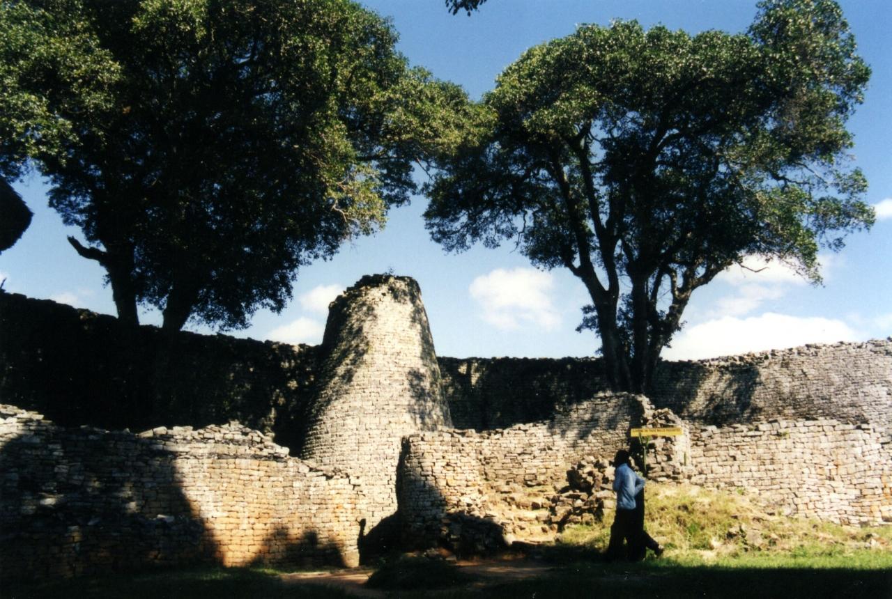 グレート・ジンバブエ遺跡の画像 p1_31