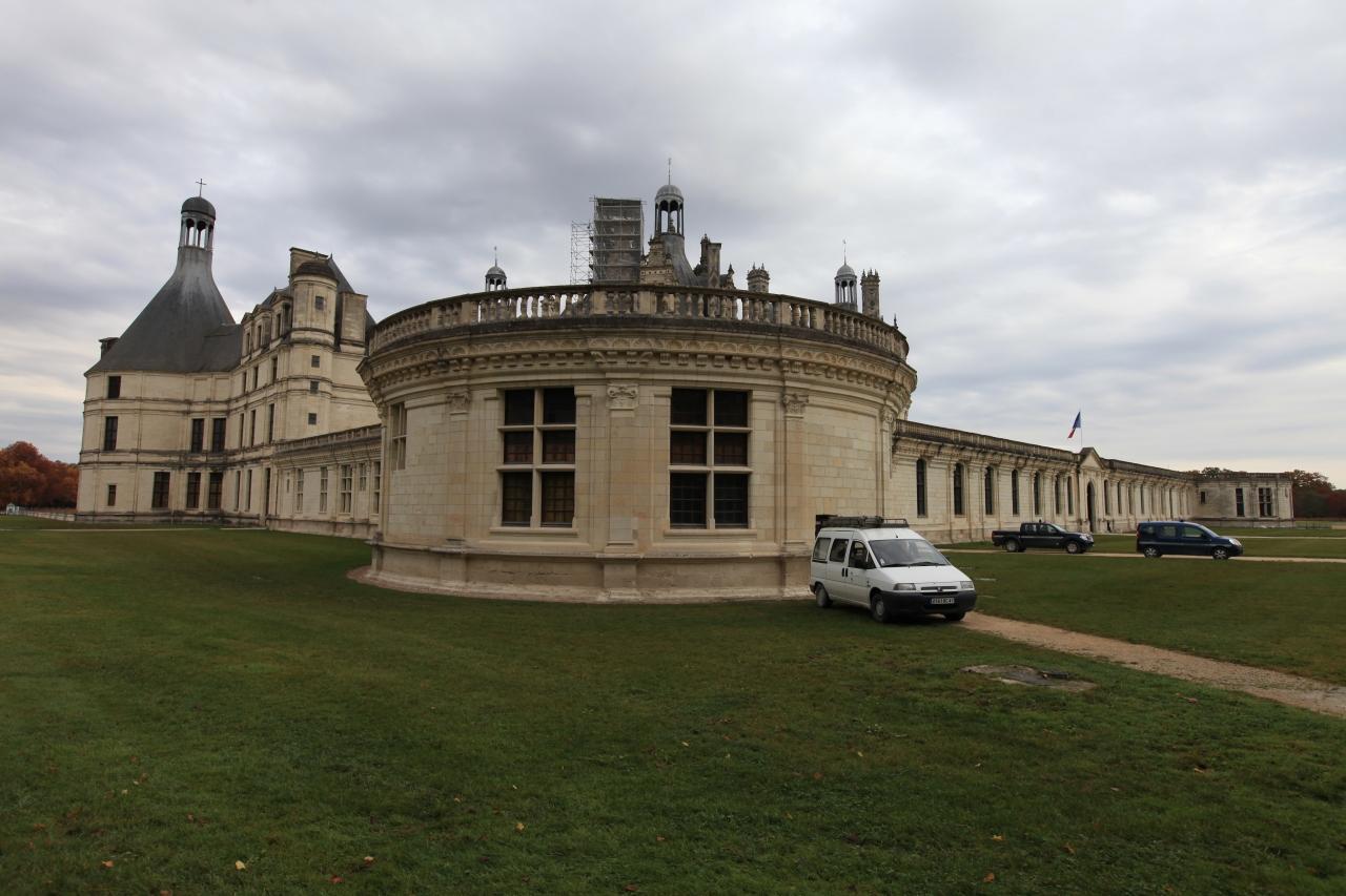 シャンボール城の画像 p1_23