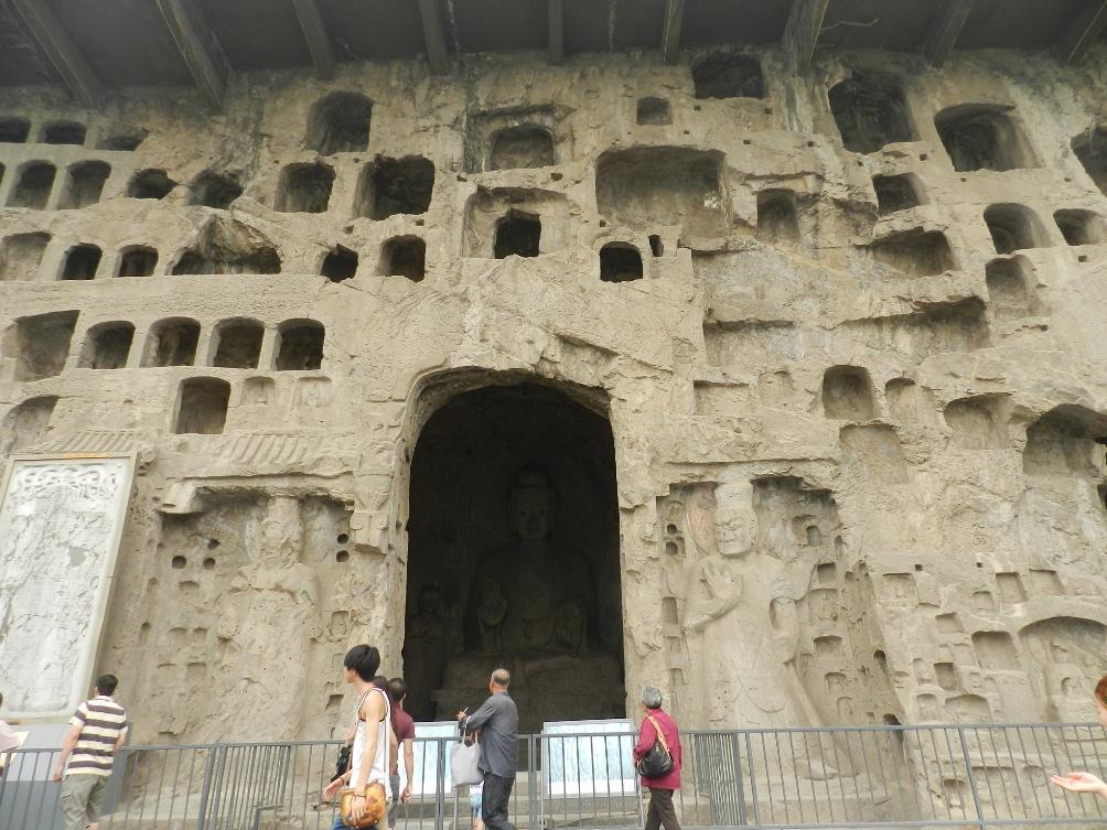 龍門石窟の画像 p1_22