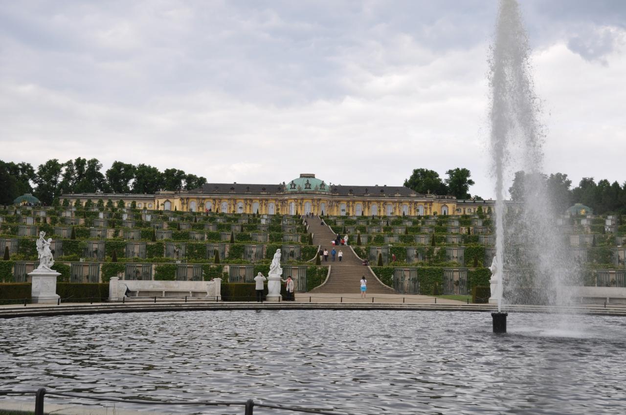 サンスーシ宮殿の画像 p1_16