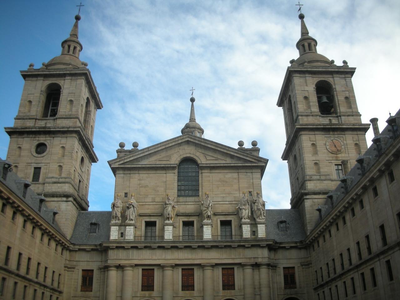 エル・エスコリアル修道院の画像 p1_18