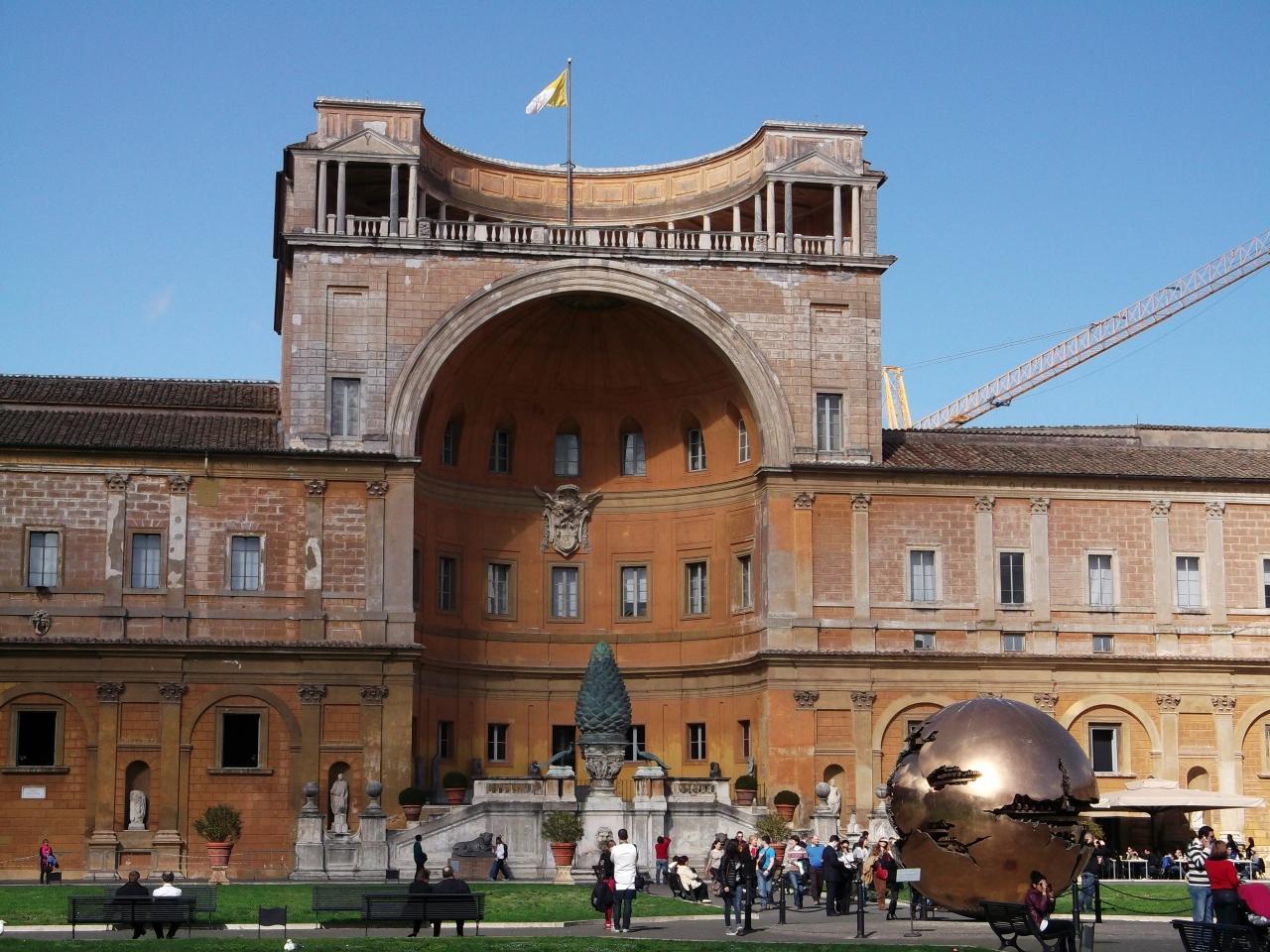 バチカン宮殿の画像 p1_34