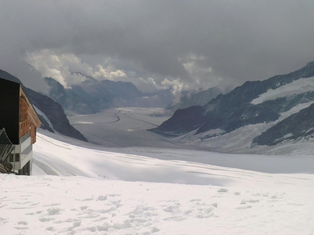 アレッチ氷河の画像 p1_32