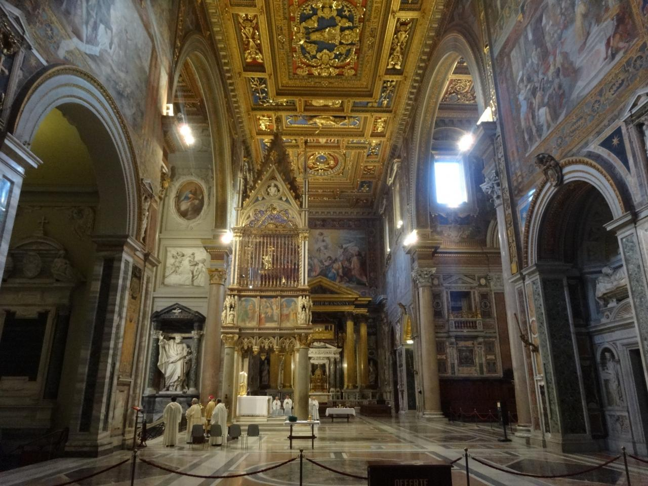 サン・ジョバンニ・イン・ラテラノ大聖堂の画像 p1_34