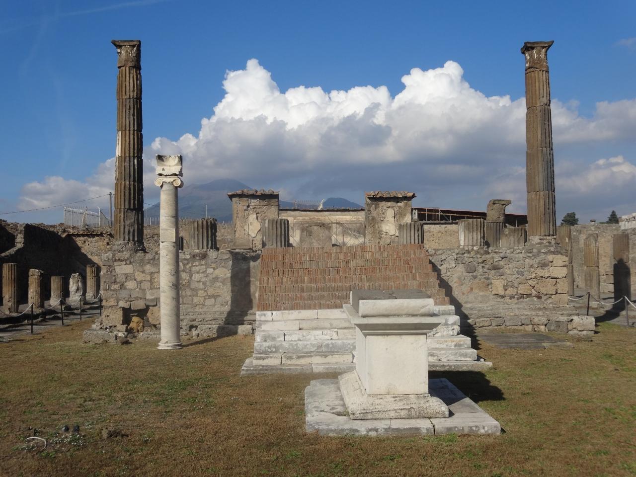 ポンペイ、ヘルクラネウム及びトッレ・アンヌンツィアータの遺跡地域の画像 p1_33
