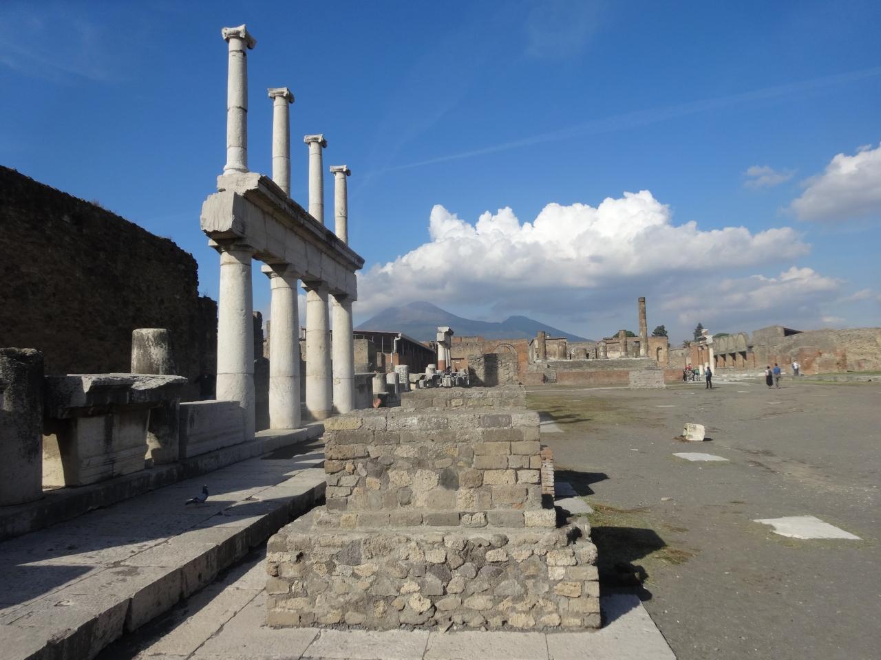 ポンペイ、ヘルクラネウム及びトッレ・アンヌンツィアータの遺跡地域の画像 p1_38