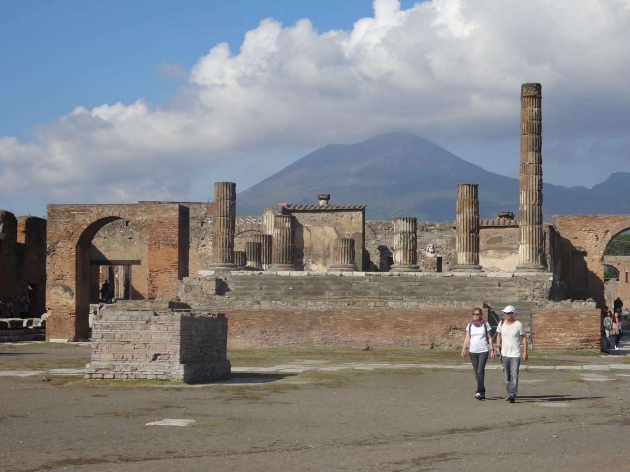 ポンペイ、ヘルクラネウム及びトッレ・アンヌンツィアータの遺跡地域の画像 p1_36
