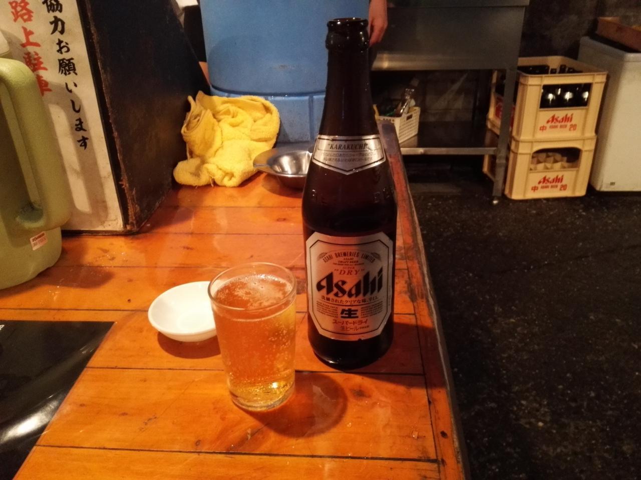 アンパンマン ビール 屋台