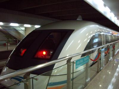 上海でのトランジット