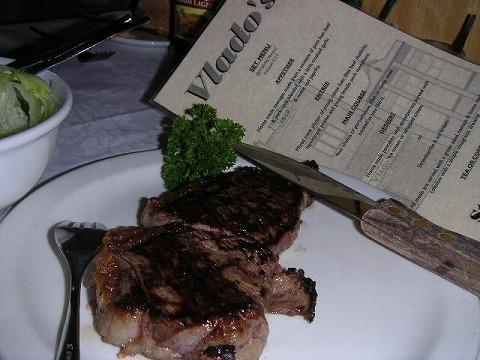 Vlados Restaurant Melbourne Australia