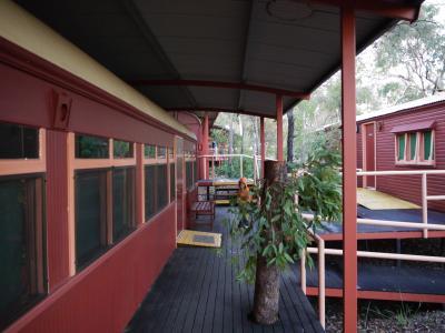 Undara Experience Hotel - アンダラ エクスペリエンス、オーストラリアのアウトバックで泊まる