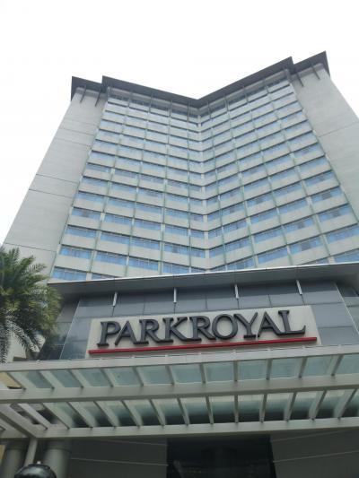 息子のお気に入りのホテルです(笑)