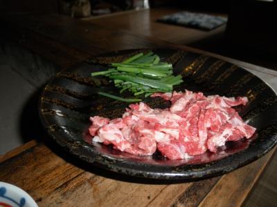 馬肉や、料理の美味しさに感動。