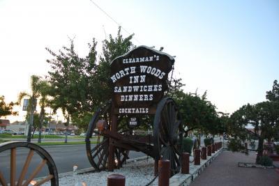 アメリカのステーキ North Woods Inn