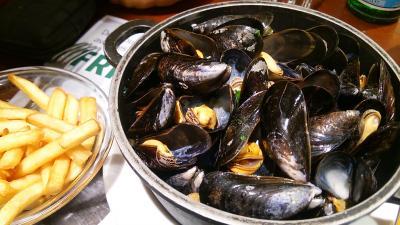 ムール貝を気軽に食べるなら