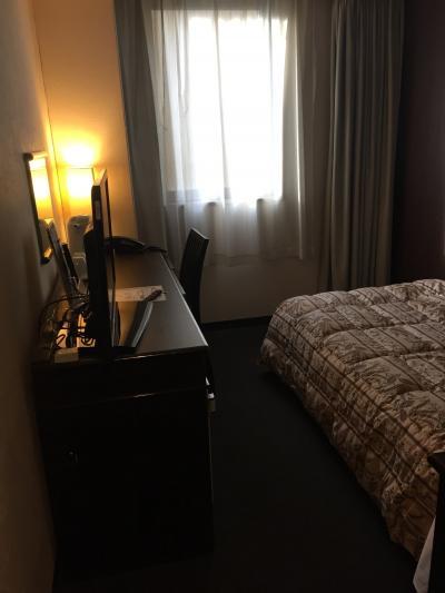 ごくごく普通のホテル