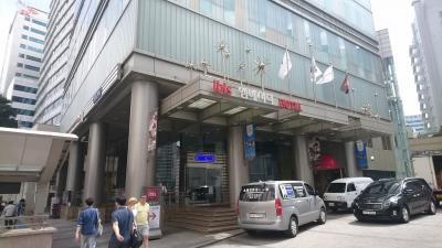1階rimowaショップ