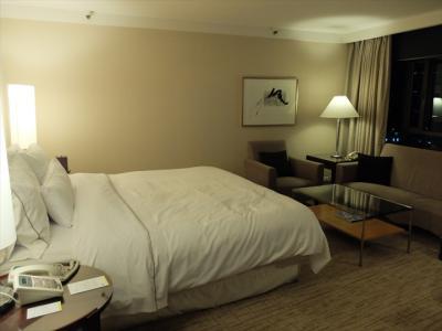 寝心地の良いベッドは貴重。