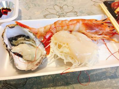 海鮮を食べたいなら