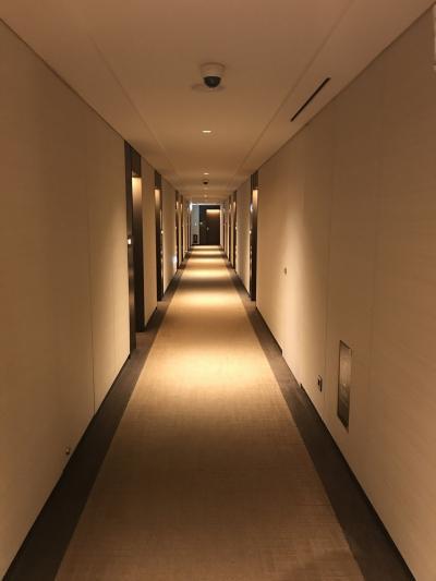 16階の客室廊下