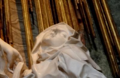 ベルニーニとトムハンクスが出会う ★ サンタ マリア デッラ ヴィットリア教会