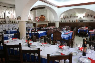 ポルトガル郷土料理のレストラン