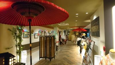 京都の観光の中心地で1泊2000円台