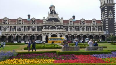 素敵な駅舎です。