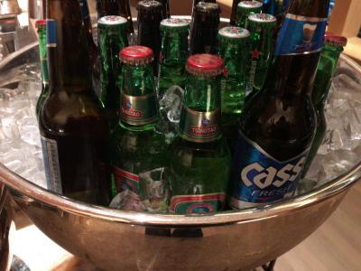何カ国かなビール