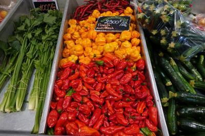 Noumea Morning Market