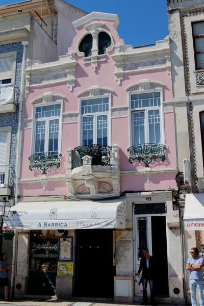 アヴェイロ銘菓オヴォシュ・モーレシュのお店