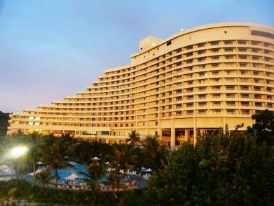 hotelの外観