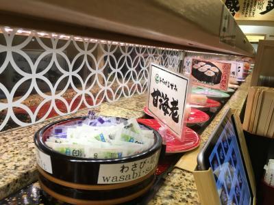 東京駅で寿司食べるならイチオシ。車椅子も気軽に入れる☆