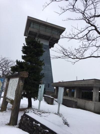 富山港展望台