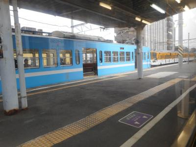 なかなか乗る機会のないローカル鉄道