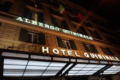 ローマの4つ星ホテル