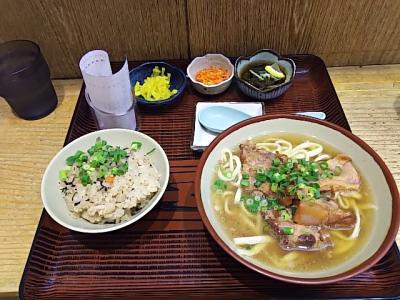 家の近くにある沖縄料理店に行ったほうがいい