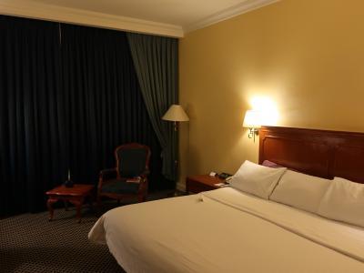 立地条件の良いホテル