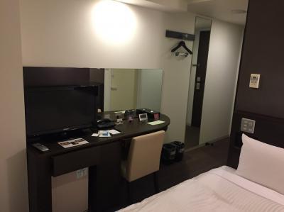 少々惜しいビジネスホテル