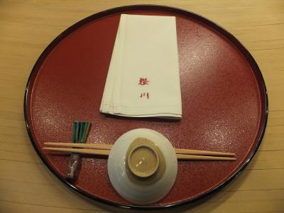 京都・木屋町の日本料理店