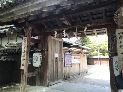 吉水神社(書院 重文)