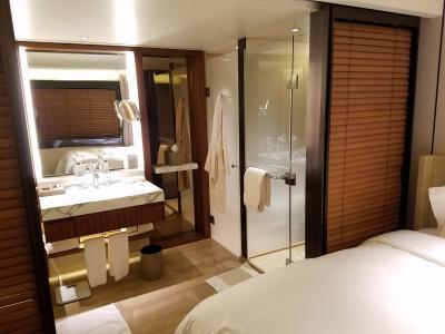 バスタブとシャワールーム・トイレがセパレート