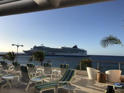 ロケーション最高 海の見える素敵なホテル