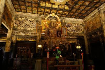 見どころの多いお寺