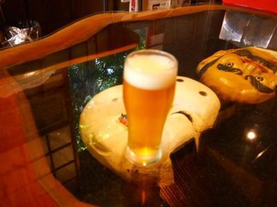 生ビール飲み放題!素敵なお宿!