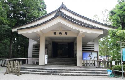 白山比め神社宝物館