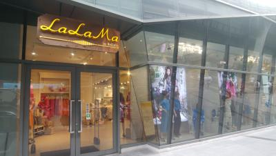 NARAYAのカジュアル服「LALAMA」