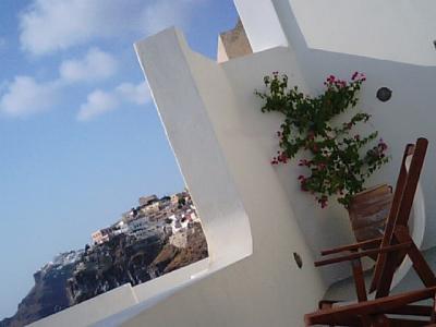 Oiaの美しいホテル