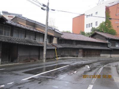 保存建造物・茣蓙九(ござく)、 現森九商店